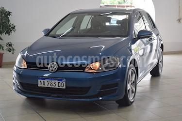 Volkswagen Golf Variant 1.6 FSI Trendline Aut usado (2016) color Azul precio $908.250