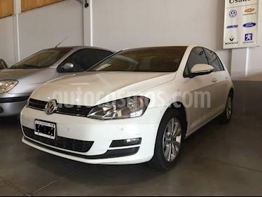 foto Volkswagen Golf - usado (2015) color Blanco precio $800.000