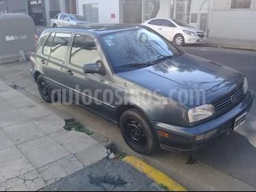 Foto venta Auto usado Volkswagen Golf - (1998) color Azul precio $120.000