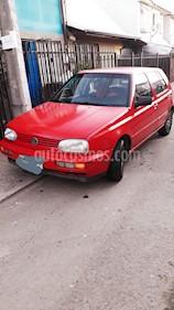 Volkswagen Golf - usado (1995) color Rojo precio $1.600.000