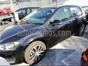 Foto venta Auto Seminuevo Volkswagen Golf 1.4 T (2016) color Negro Profundo precio $287,000