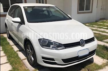 foto Volkswagen Golf 1.4 T usado (2016) color Blanco precio $210,000