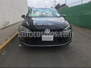 Foto venta Auto Seminuevo Volkswagen Golf 1.4 T (2016) color Negro precio $265,000