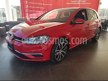 Foto venta Auto usado Volkswagen Golf 1.4 T (2018) color Rojo precio $374,900
