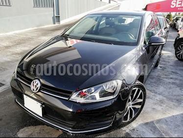 Foto venta Auto Seminuevo Volkswagen Golf 1.4 T (2017) color Negro Profundo precio $320,000