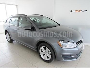 Foto venta Auto Seminuevo Volkswagen Golf 1.4 T (2016) color Gris precio $275,000