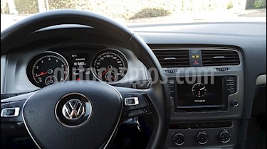 Volkswagen Golf 1.6 Comfort 5P usado (2017) color Gris precio $9.750.000