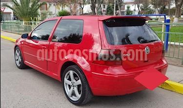 Volkswagen Golf 2.0 High 5P usado (2002) color Rojo precio $3.300.000