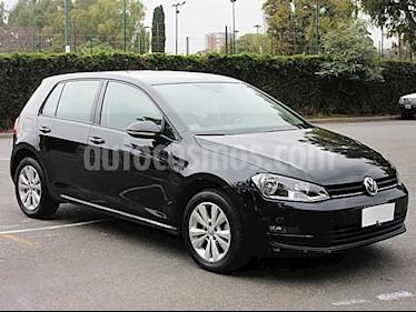 Foto venta Auto Usado Volkswagen Golf 5P 1.4 Comfortline DSG (2016) color Negro precio $630.000