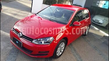 Foto venta Auto usado Volkswagen Golf 5P 1.4 Comfortline DSG (2017) color Rojo precio $400.000