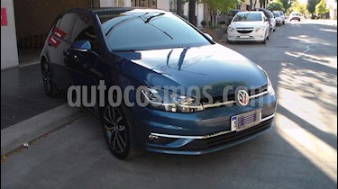 Foto venta Auto usado Volkswagen Golf 5P 1.4 TSi  Highline DSG (2018) color Azul Seda precio $1.049.900