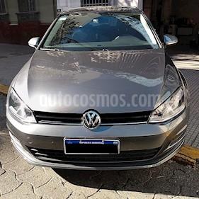 Foto venta Auto usado Volkswagen Golf 5P 1.4 TSi Comfortline DSG (2017) color Gris precio u$s19.000