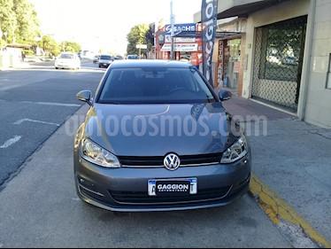 Foto venta Auto usado Volkswagen Golf 5P 1.4 TSi Comfortline DSG (2016) color Gris
