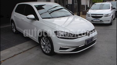 Foto venta Auto usado Volkswagen Golf 5P 1.4 TSi Comfortline DSG (2018) color Blanco precio $934.900