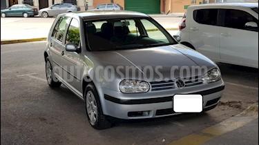Foto venta Auto usado Volkswagen Golf 5P 1.6 Comfortline (2002) color Gris Plata  precio $149.000