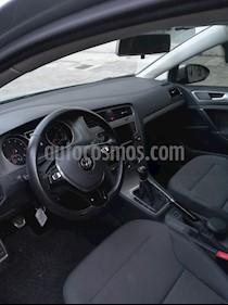 Foto venta Auto usado Volkswagen Golf 5P 1.6 Comfortline (2016) color Gris Plata  precio $590.000