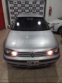 Foto venta Auto Usado Volkswagen Golf 5P 1.6 Format (2007) color Gris Claro precio $190.000