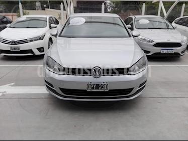Foto venta Auto Usado Volkswagen Golf 5P 1.6 Format (2015) color Gris Claro precio $550.000