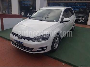 Foto venta Auto usado Volkswagen Golf 5P 1.6 Impulse (2016) color Blanco precio $600.000