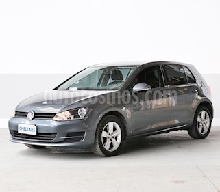 Foto venta Auto usado Volkswagen Golf 5P 1.6 Impulse (2015) color Gris Oscuro precio $620.000
