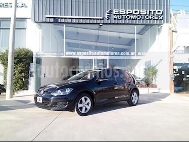 Foto venta Auto usado Volkswagen Golf 5P 1.6 Impulse (2015) color Negro precio $595.000
