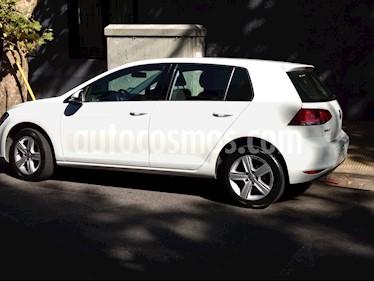 Foto venta Auto usado Volkswagen Golf 5P 1.6 Trendline (2016) color Blanco precio $530.000