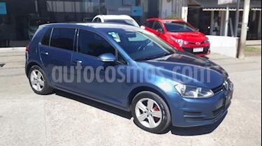Foto venta Auto usado Volkswagen Golf 5P 1.6 Trendline (2015) color Azul precio $590.000