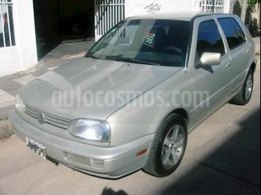 Foto venta Auto usado Volkswagen Golf 5P 1.8 GL (1998) color Dorado