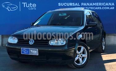 Foto Volkswagen Golf 5P 1.8 GL usado (2004) color Verde precio $270.000