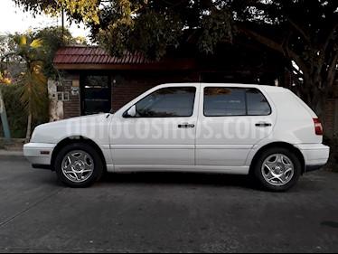 Foto venta Auto usado Volkswagen Golf 5P 1.9 GTD Full (1997) color Blanco precio $89.000