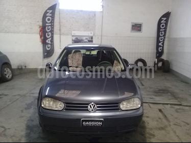 Foto venta Auto usado Volkswagen Golf 5P 1.9 TDi Comfortline (2004) color Gris