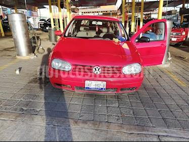 Foto venta Auto usado Volkswagen Golf A2 Basico (2001) color Rojo precio $70,000