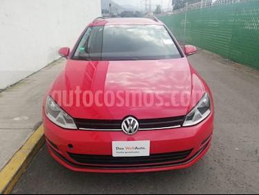 Foto venta Auto Seminuevo Volkswagen Golf A2 CL (2016) color Rojo precio $265,000