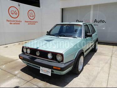 Foto venta Auto usado Volkswagen Golf A3 GL (1992) color Verde precio $60,000