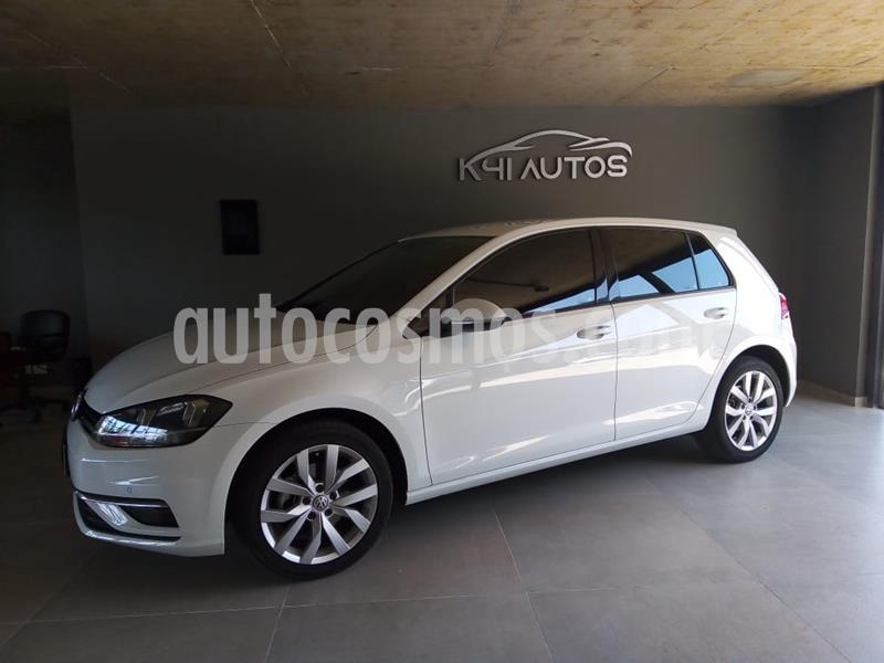 Volkswagen Golf 5P 1.4 TSi Comfortline usado (2018) color Blanco precio $2.392.500