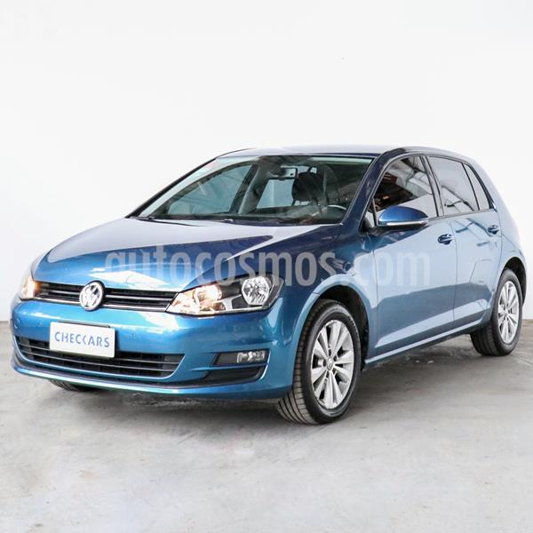 Foto Volkswagen Golf 5P 1.4 TSi Comfortline DSG usado (2015) color Azul precio $1.327.000