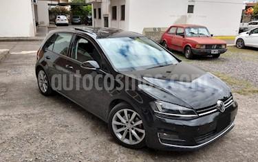 Volkswagen Golf 5P 1.4 TSi Highline DSG usado (2015) color Negro precio $1.190.000