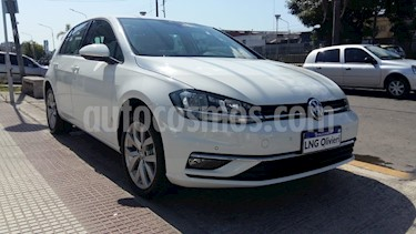 Volkswagen Golf 5P 1.4 TSi Comfortline DSG usado (2020) color Blanco precio $1.650.000