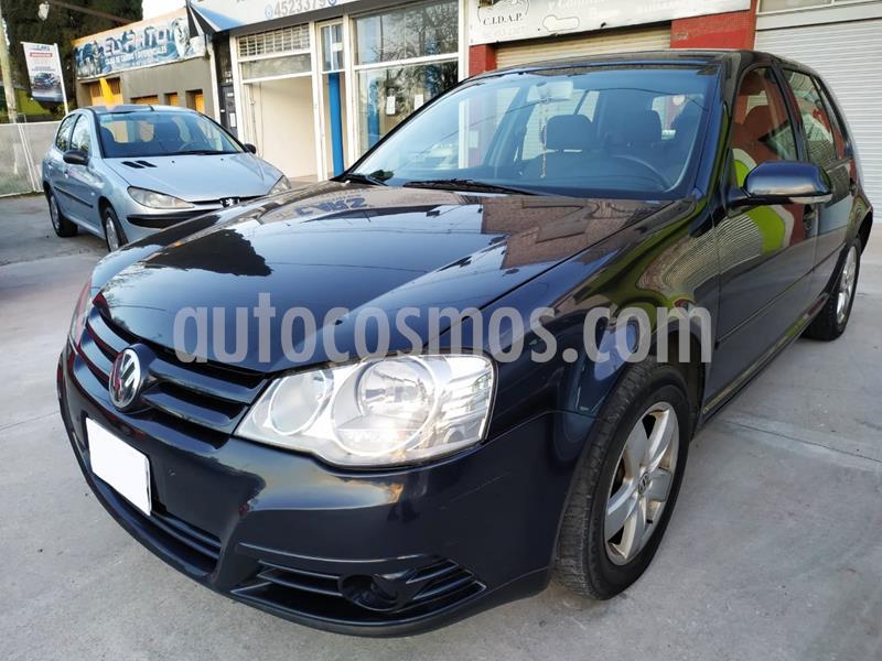 Volkswagen Golf 5P 1.6 Conceptline usado (2011) color Azul Mistico precio $545.000