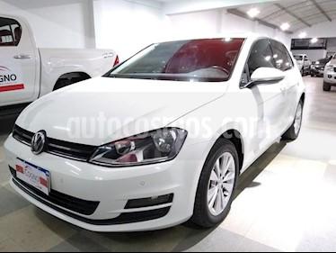 Volkswagen Golf 5P 1.4 TSi Comfortline DSG usado (2016) color Blanco precio $111.111