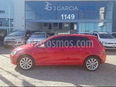 Volkswagen Golf 5P 1.4 TSi Highline DSG usado (2016) color Rojo precio $12.345.678