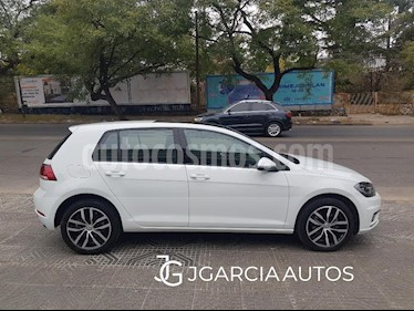 Volkswagen Golf 5P 1.4 TSi Highline DSG usado (2018) color Blanco precio $2.470.000
