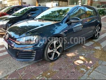 Volkswagen Golf 5P 2.0 GLX usado (2016) color Azul precio $1.400.000