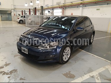 Volkswagen Golf 5P 1.4 TSi Comfortline DSG usado (2015) color Azul precio $1.380.000
