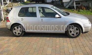 Volkswagen Golf 5P 1.6 Comfortline usado (2001) color Gris Plata  precio $100.000