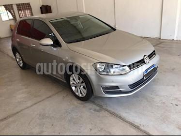Volkswagen Golf 5P 1.4 TSi Comfortline DSG usado (2016) color Gris Oscuro precio $1.190.000
