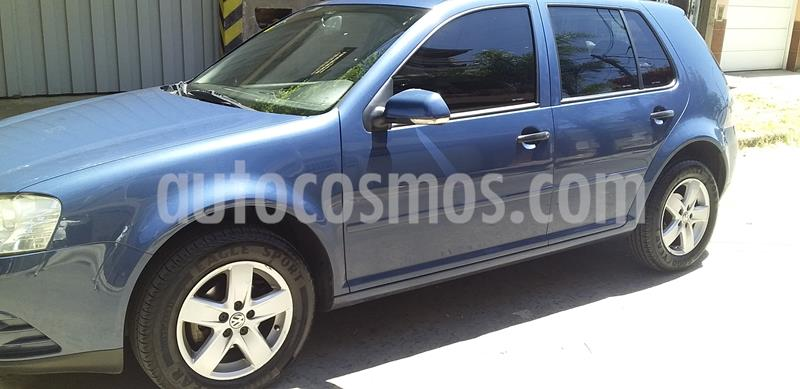 Volkswagen Golf 5P 1.6 Advance usado (2009) color Azul Petroleo precio $640.000