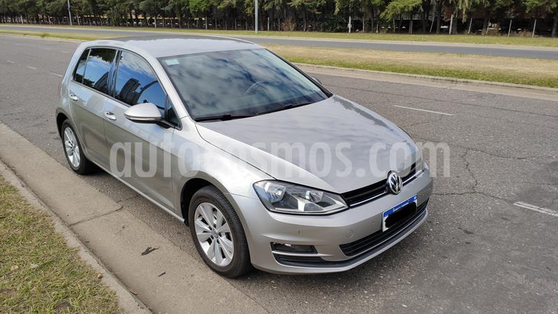 Volkswagen Golf 5P 1.4 TSi Comfortline usado (2016) color Gris precio $1.399.999