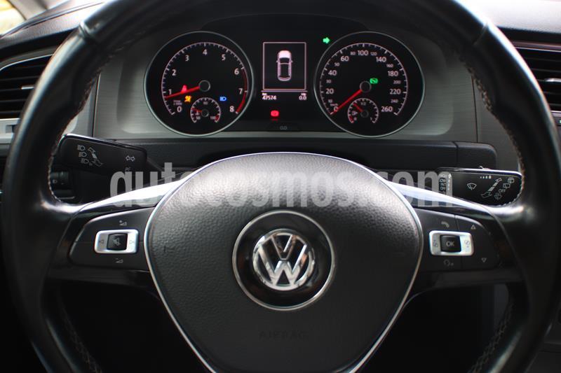 Volkswagen Golf 5P 1.4 TSi Comfortline DSG usado (2015) color Blanco precio $1.990.000
