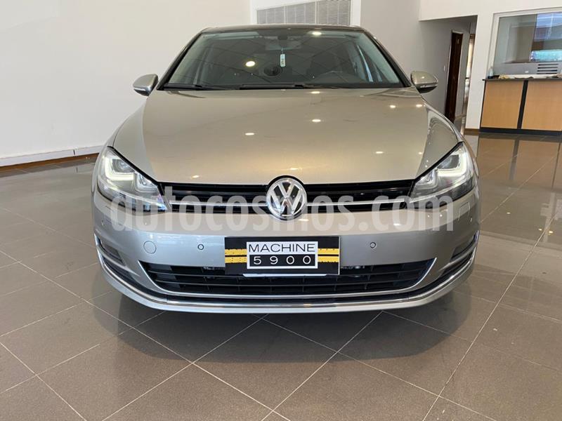 Volkswagen Golf 5P 1.4 TSi Highline DSG usado (2015) color Beige precio $1.840.000
